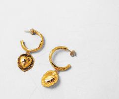 JALLA Earrings in gold