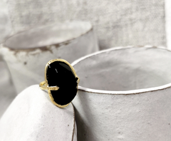 ITONE black Ring