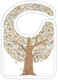 Friends & Family Tree Small Bib