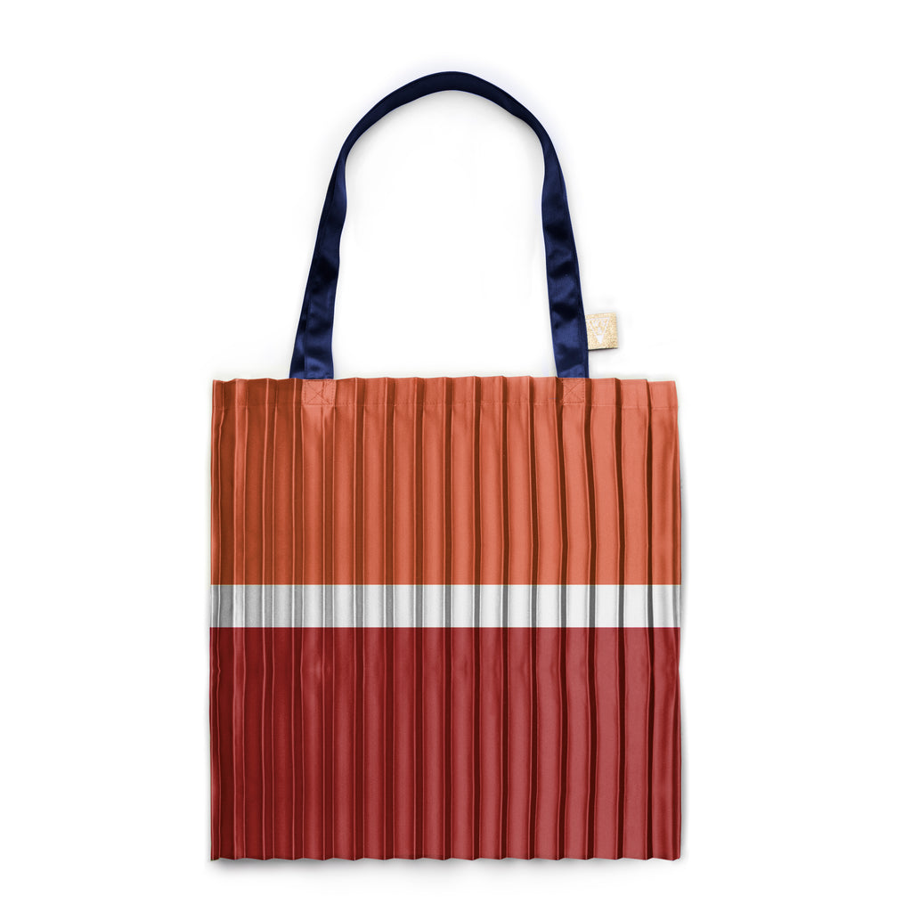 Alicudi Pleated Tote