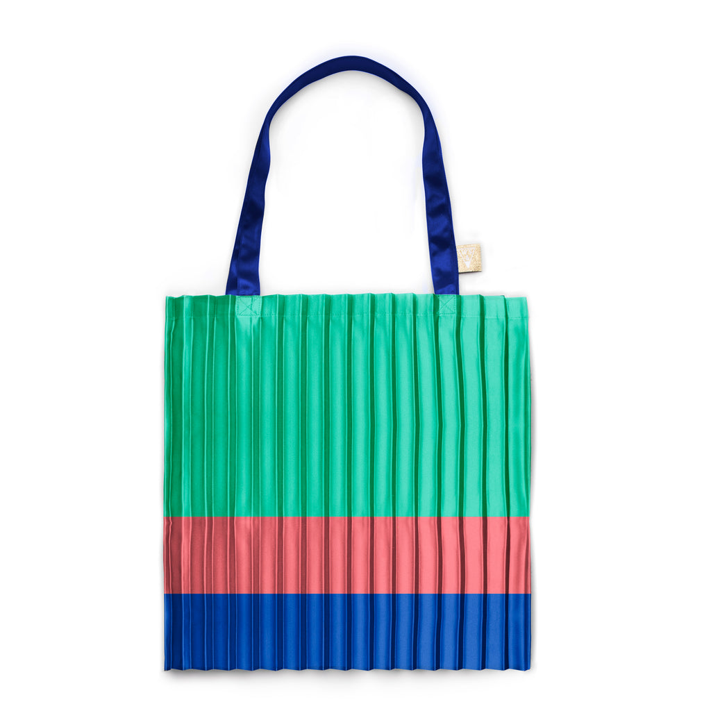 Lipari Pleated Tote