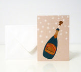 """Best Wishes"" Pack of 4 wishes Cards"