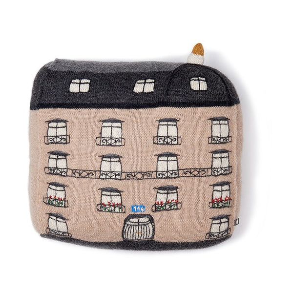 HAUSSMANN BUILDING PILLOW