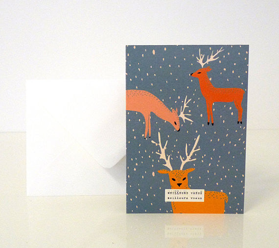 """Oh Dears"" Pack of 3 Greeting Cards"
