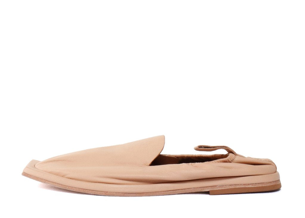 Loafer Malaga in Nude