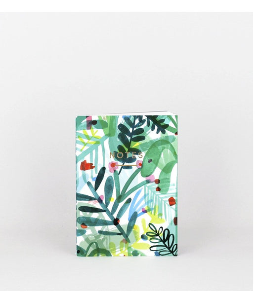 Mini Foliage Notebook