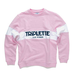 Sweat Triplette - Light Pink