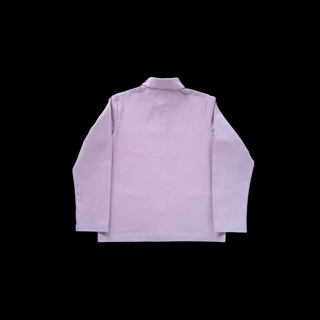 Work Jacket in Rose