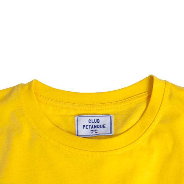 Facteur T-Shirt in Lemon Chrome
