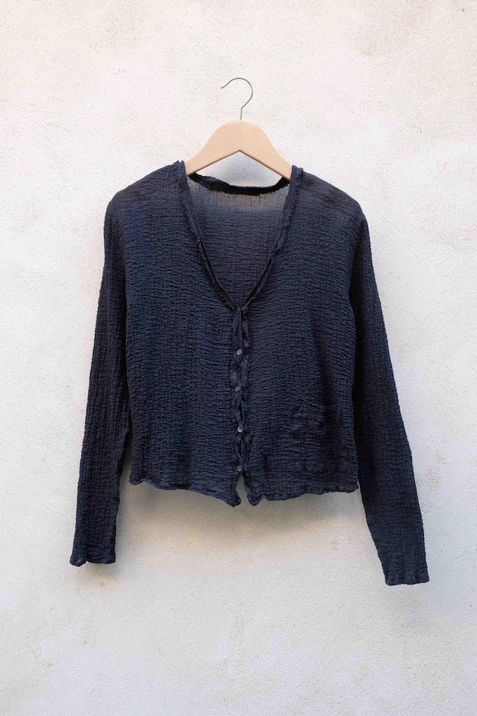 Cardigan Chardon Carbon