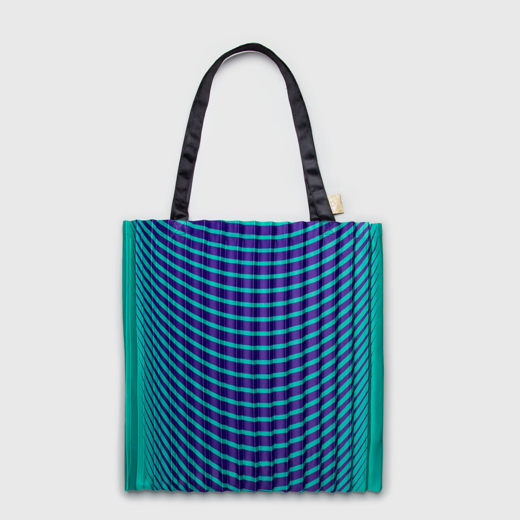 RADIO Pleated TOTE