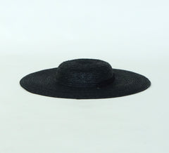 Hat Zaza (Black X Black)