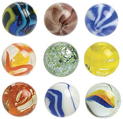 Alley cat marbles