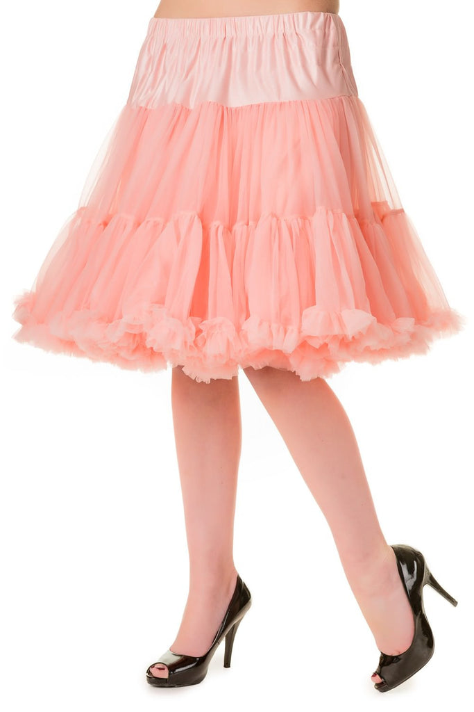 Walkabout Petticoat in Pink - Natasha Marie Clothing