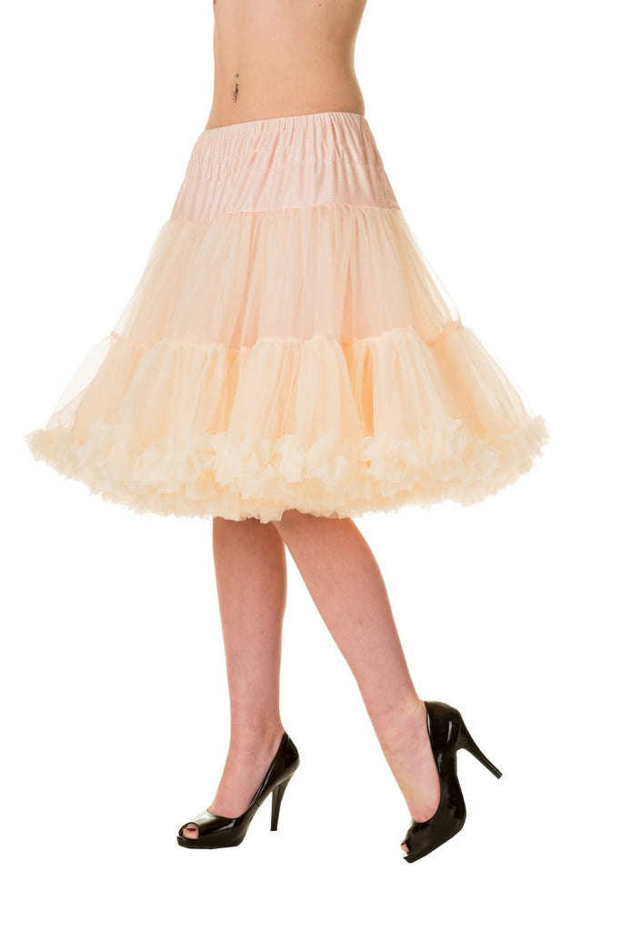 Walkabout Petticoat in Champagne - Natasha Marie Clothing
