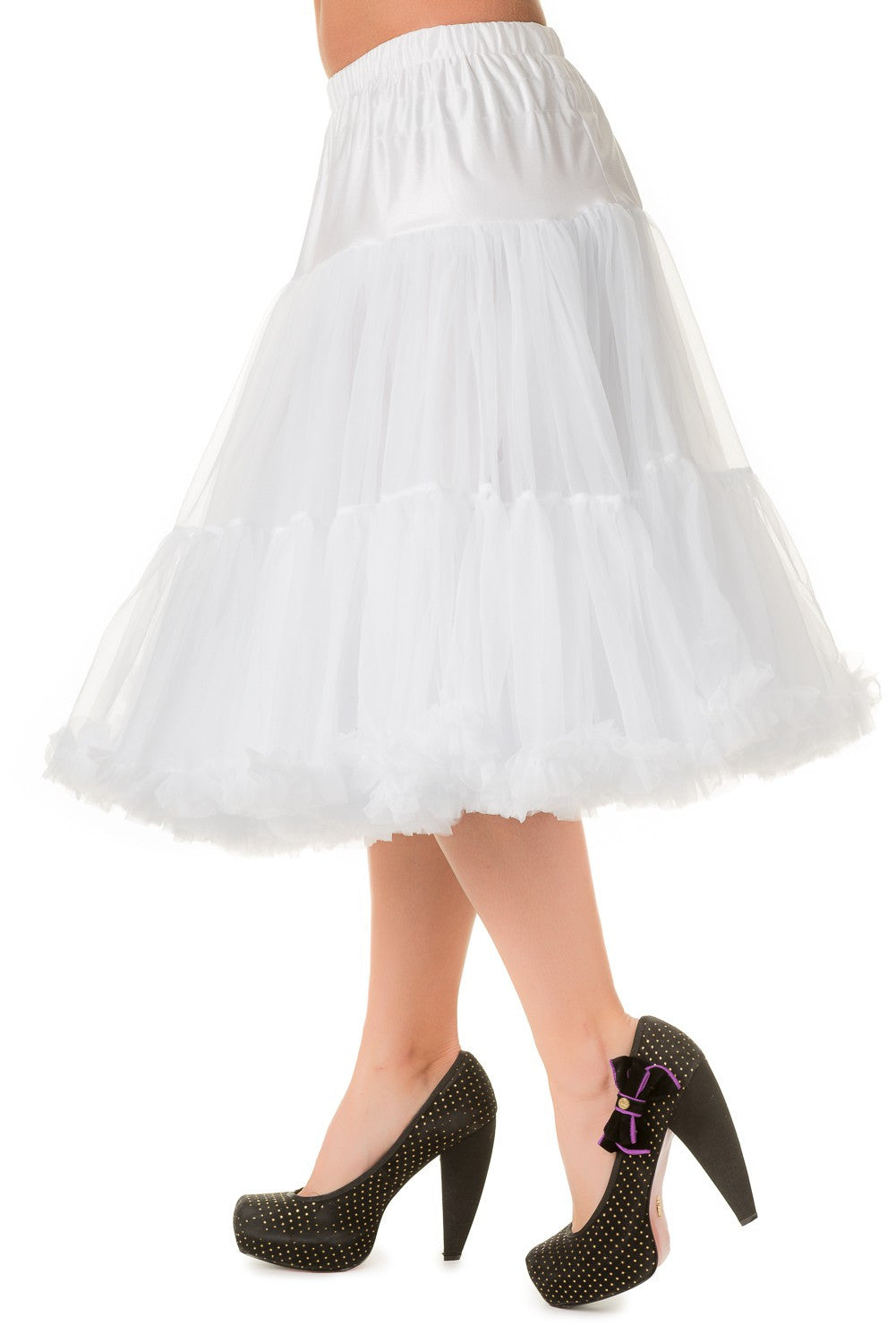 Lifeforms Petticoat in White