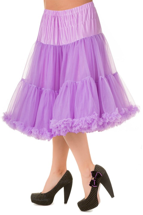 Lifeforms Petticoat in Lavender