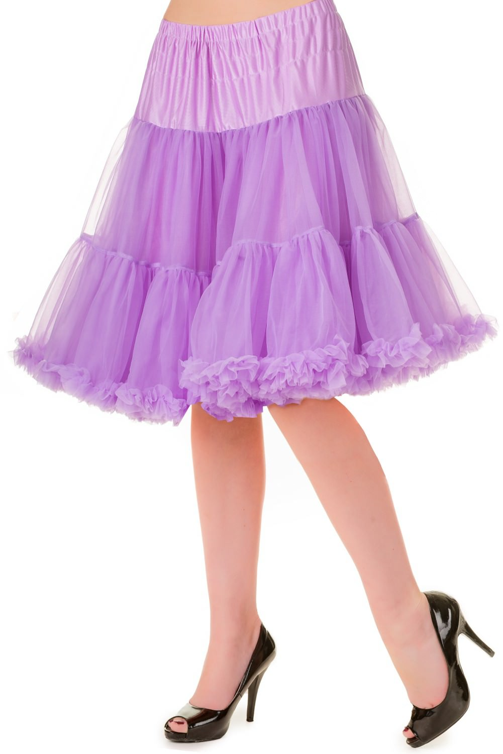 Walkabout Petticoat in Lavender - Natasha Marie Clothing