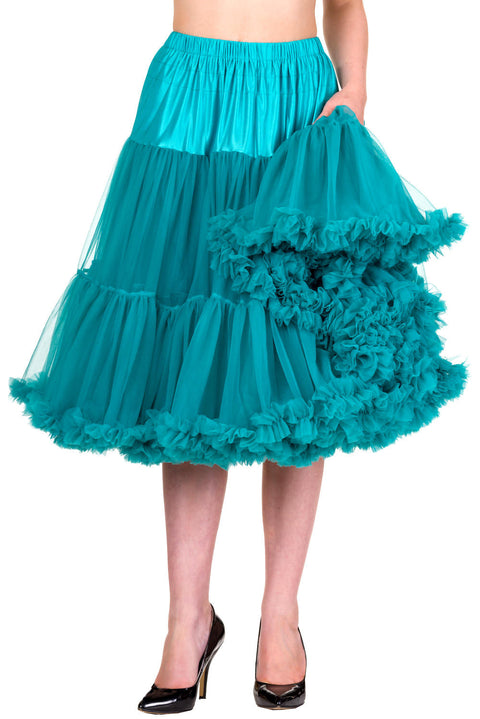 Lifeforms Petticoat in Emerald