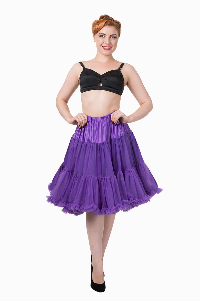Starlite Petticoat in Purple