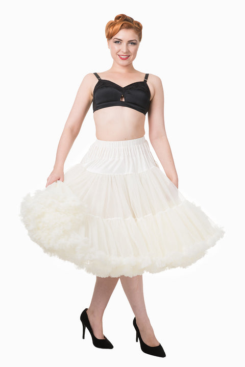 Lifeforms Petticoat in Ivory