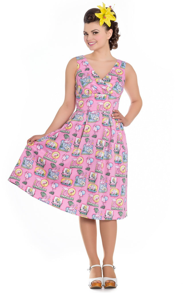 Maxine 50s Dress (S ONLY)