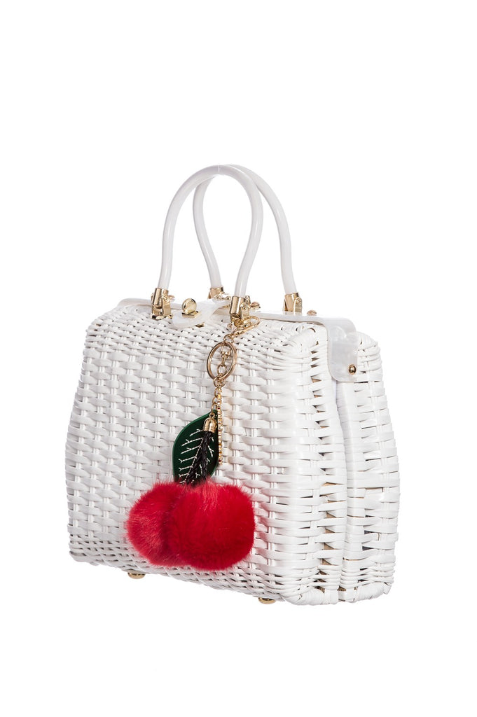 Honey Ryder Bag in White