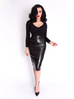 Black Marilyn Top