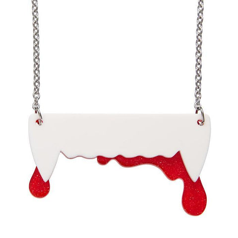Vampires Kiss Necklace