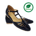 Charlie Stone Firenze Shoes - Black Patent - Natasha Marie Clothing