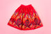 Ben Cooper Vixen Swing Skirt in Devil Print