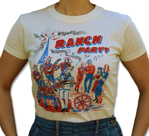 Ranch Party Tee