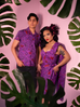 PRE ORDER Haunted Honey Sarong Dress in Sea Siren Print - Natasha Marie Clothing
