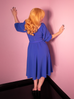 Vacation Dress in Cornflower Blue (S ONLY)