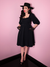PRE ORDER Vacation Dress in Black