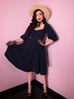 PRE ORDER Vacation Dress in Navy Blue