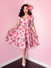 Vanity Fair Dress in Vintage Roses