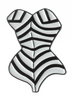 Barbie Bathing Suit Pin - Natasha Marie Clothing