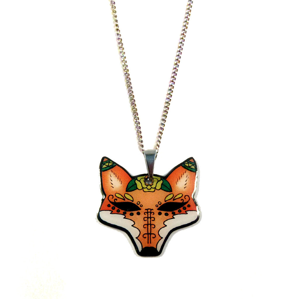 Fox Mini Pendant