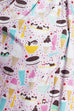 PRE ORDER Bonnie Dress in Ice Cream Party Print