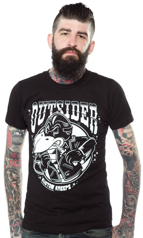 Kustom Kreeps Outsider T-Shirt