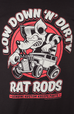 Kustom Kreeps Dirty Rat T-Shirt
