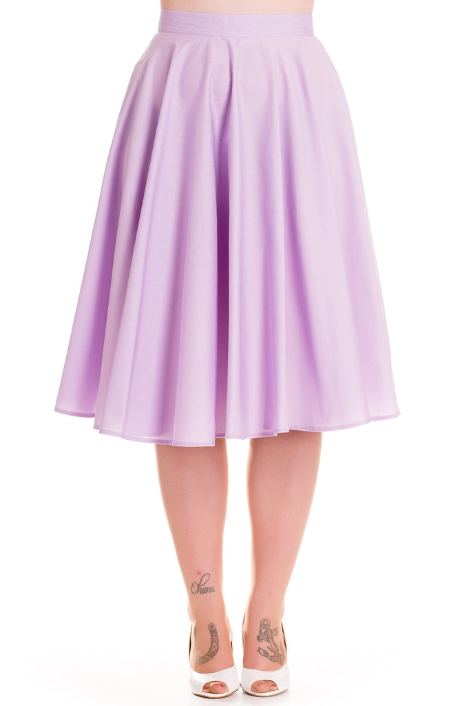 Paula Skirt in Lavender