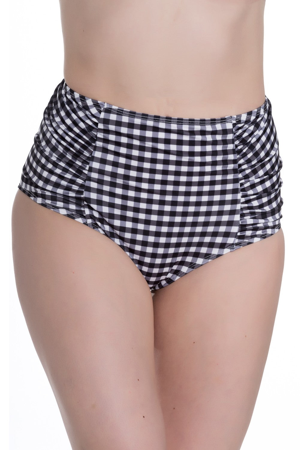 Sammi Highwaisted Bikini Bottoms (3XL and 4XL ONLY)