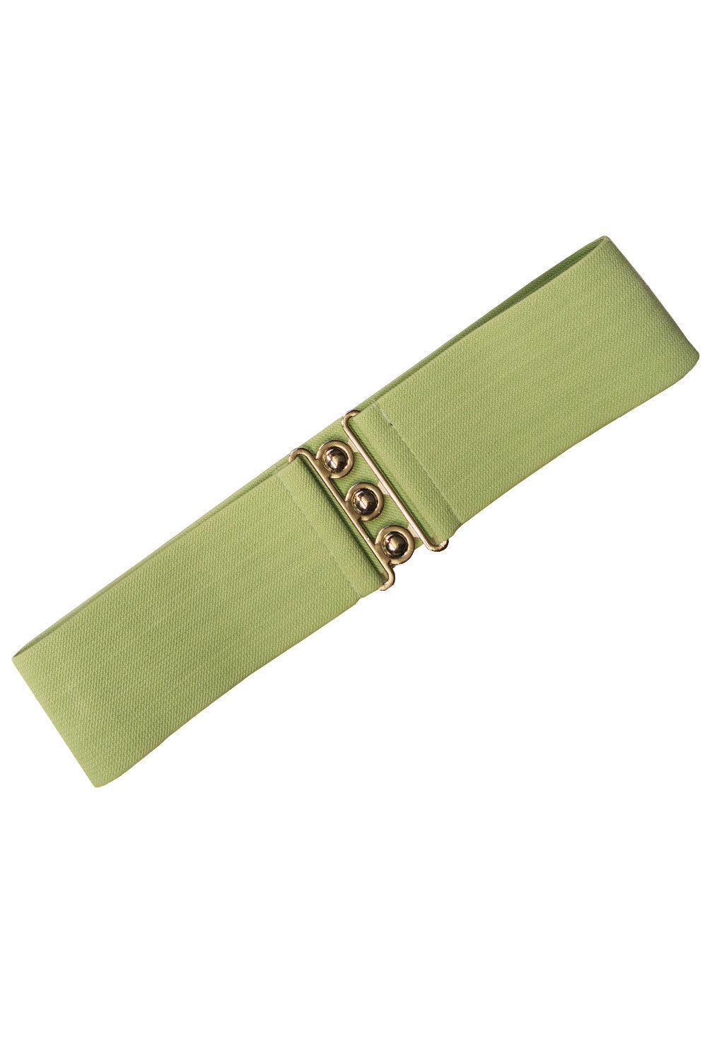 Retro Stretch Belt in Mint - Natasha Marie Clothing
