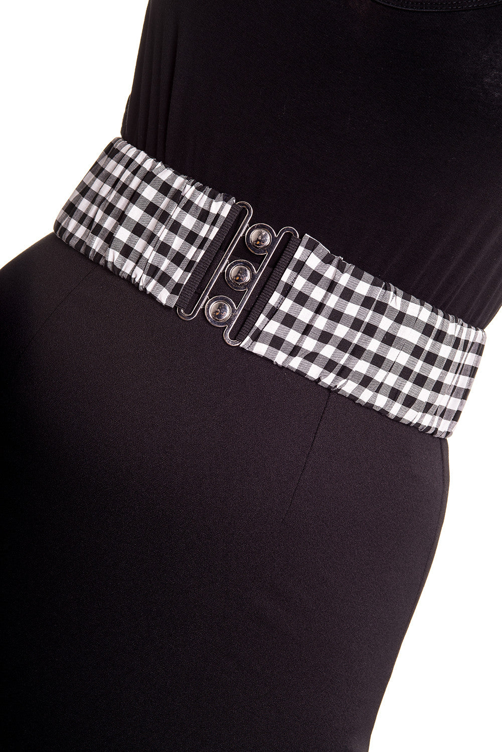 Gingham Belt - Natasha Marie Clothing