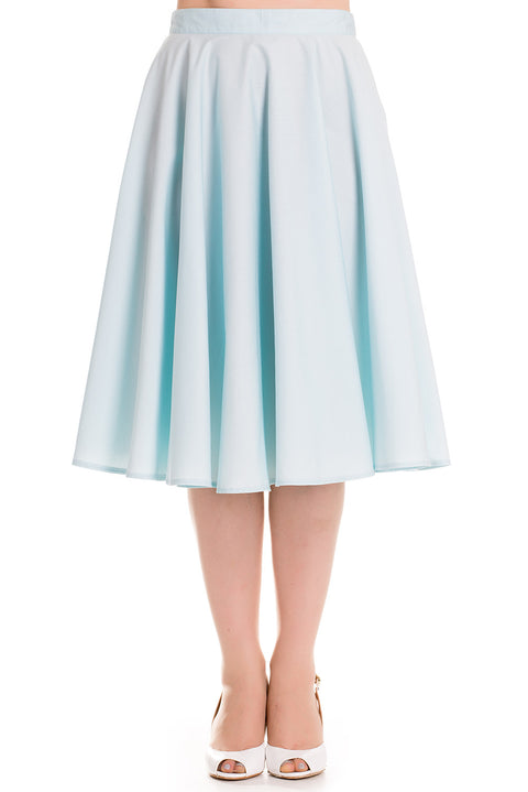 Paula Skirt in Blue