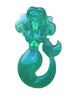 Sea Goddess Brooch in Seafoam