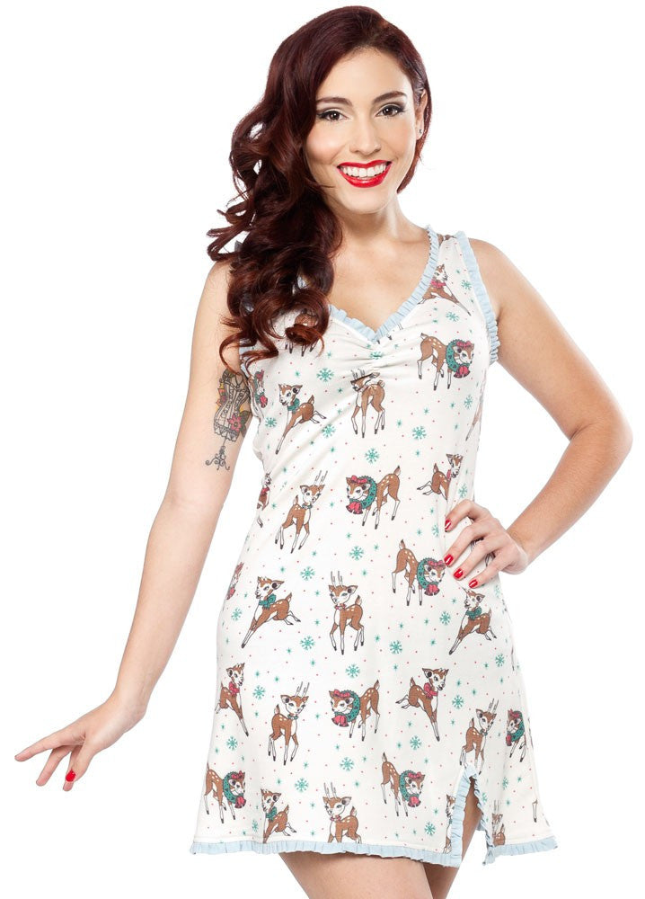 Reindeer Games Nightie