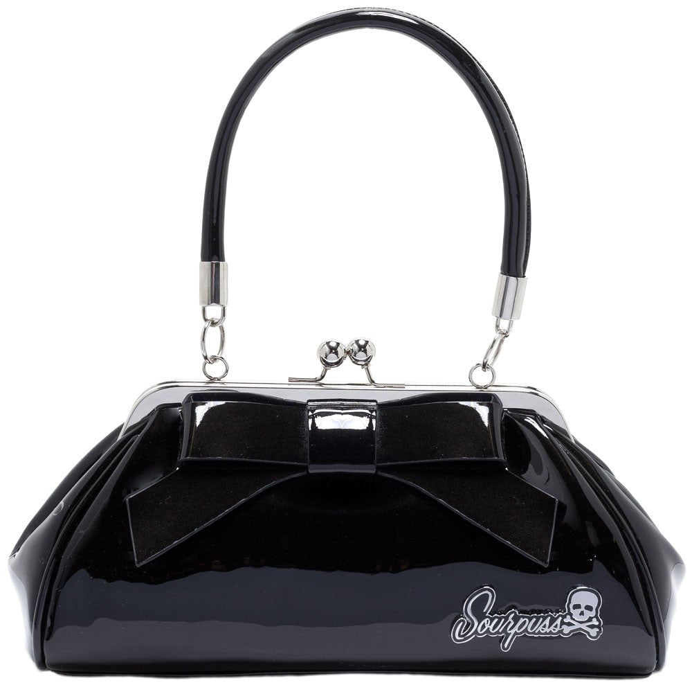 Floozy Purse Black